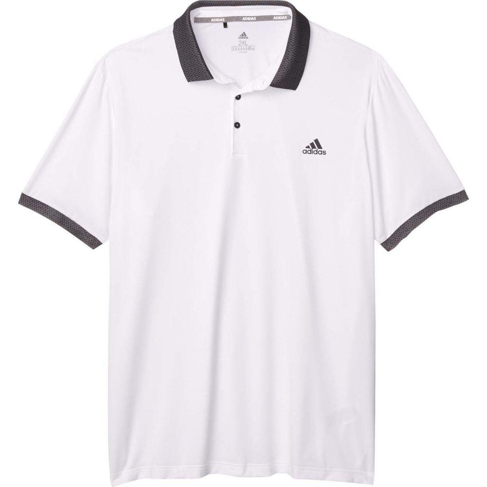 アディダス adidas Golf メンズ ポロシャツ トップス【Ultimate365 Delivery Polo】White