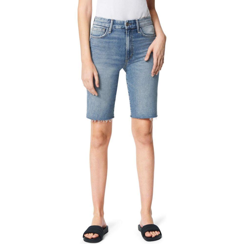 ジョーズジーンズ Joe's Jeans レディース ショートパンツ バミューダ ボトムス・パンツ【High-Rise Bermuda Shorts in Wanderer】Wanderer