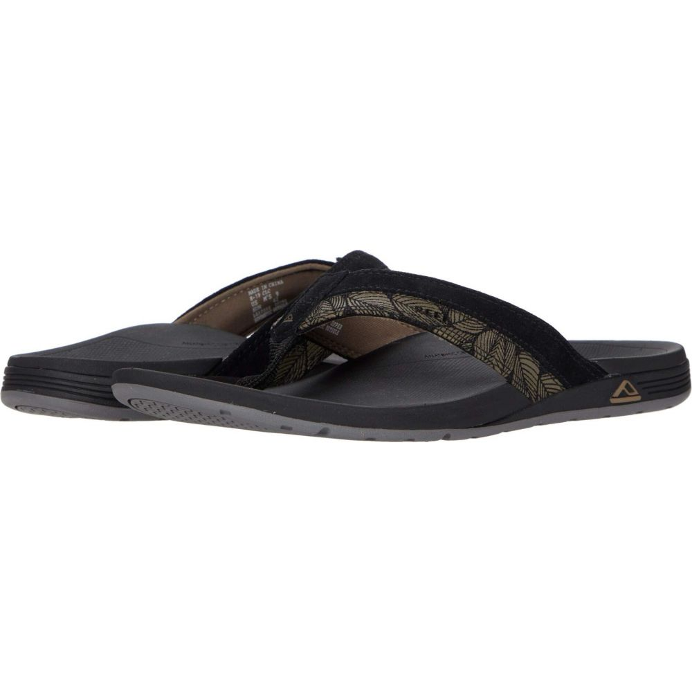 リーフ Reef メンズ シューズ・靴 【Ortho-Spring TX】Black