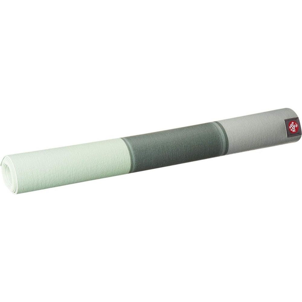 マンドゥカ manduka レディース ヨガ・ピラティス ヨガマット【eKO SuperLite Yoga Mat】Green Ash Stripe