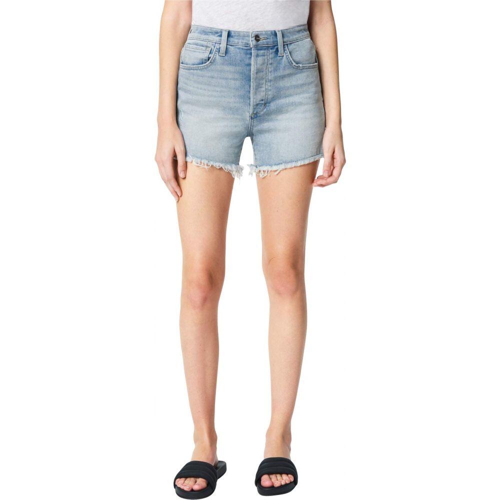 ジョーズジーンズ Joe's Jeans レディース ショートパンツ ボトムス・パンツ【Kinsley Shorts Fray Hem in Palo Santo】Palo Santo