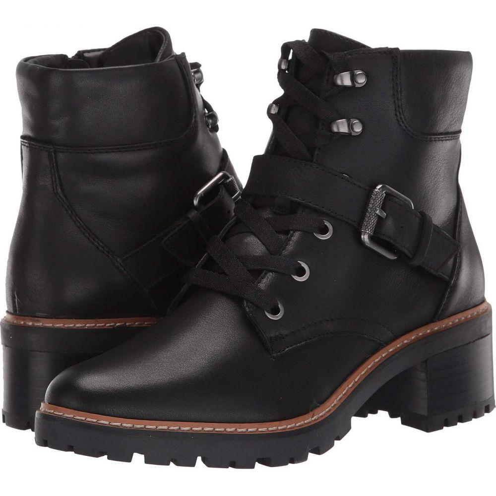 ナチュラライザー Naturalizer レディース シューズ・靴 【Tia】Black Leather