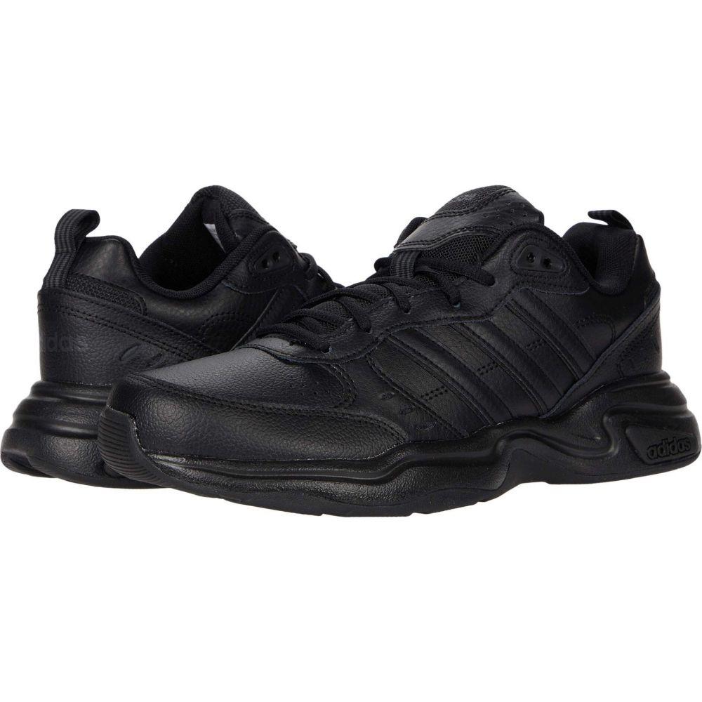 アディダス adidas Running メンズ ランニング・ウォーキング シューズ・靴【Strutter】Core Black/Core Black/Grey Six