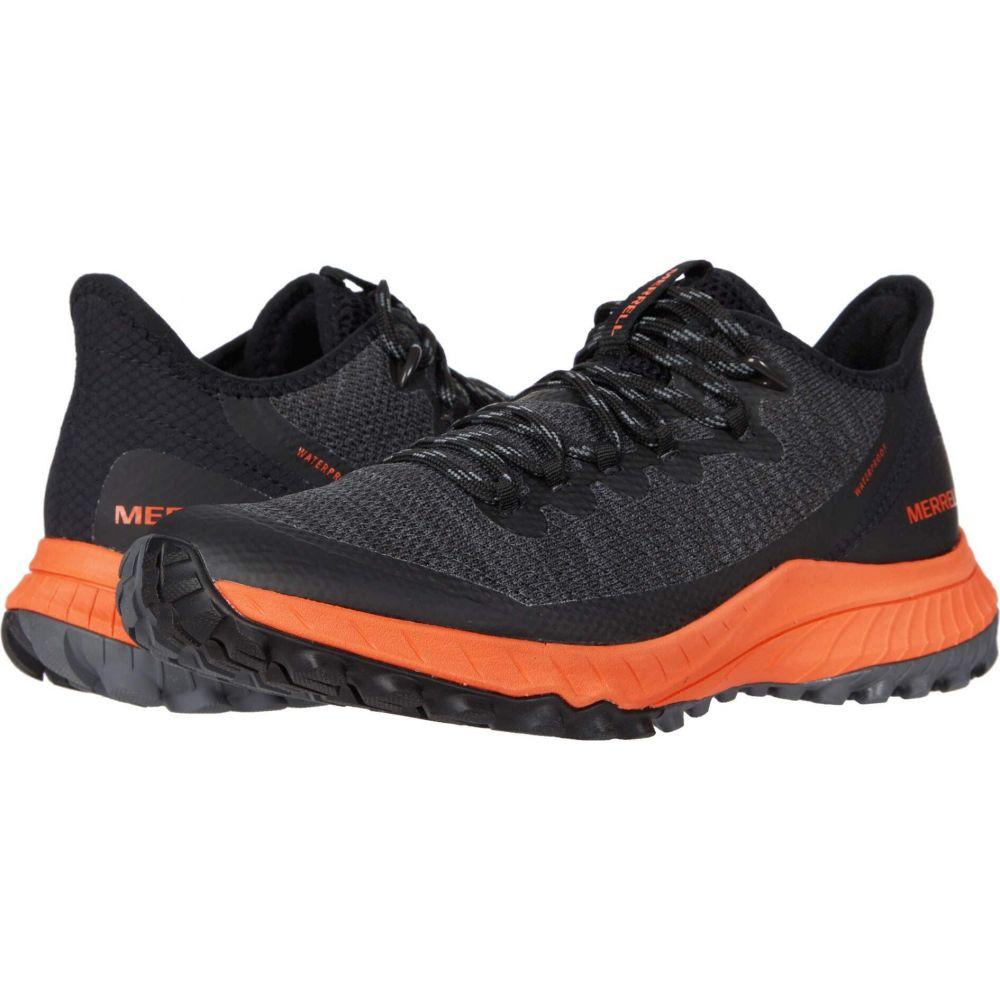 メレル Merrell レディース シューズ・靴 【Bravada Waterproof】Black/Goldfish