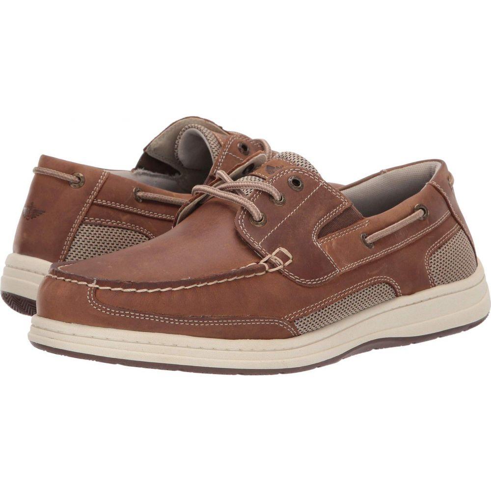 ドッカーズ Dockers メンズ シューズ・靴 【Beacon】Dark Tan Leather