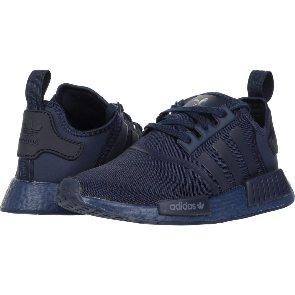 アディダス adidas Originals メンズ シューズ・靴 【NMD_R1】Collegiate Navy/Collegiate Navy/Collegiate Navy