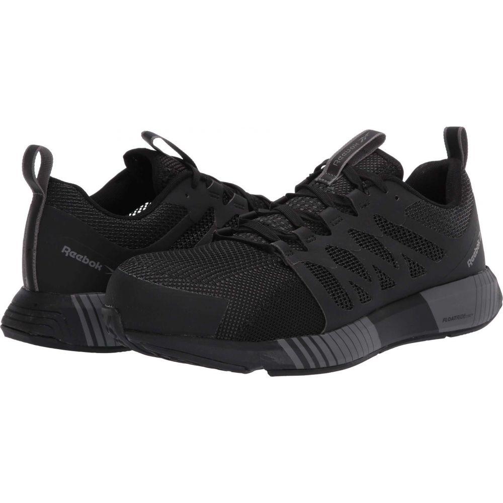 特別価格 リーボック Reebok Work メンズ シューズ・靴 【Fusion Flexweave Cage Composite Toe】Black/Grey, インテリアと雑貨のお店 モリーフ c8d04bb2