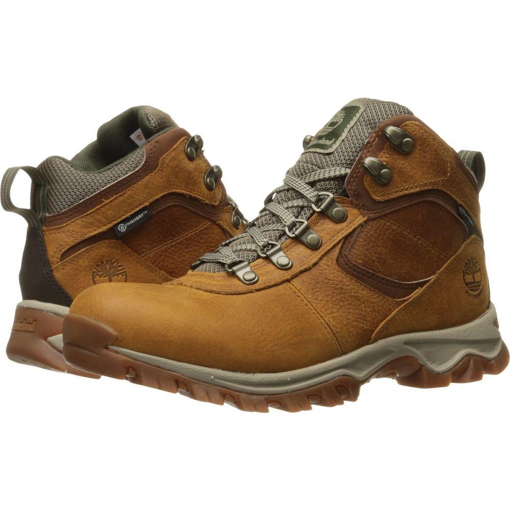 ティンバーランド メンズ シューズ 靴 Light Brown Full Grain Earthkeepers Waterproof サイズ交換無料 Timberland Mid お見舞い Maddsen いつでも送料無料 Mt.