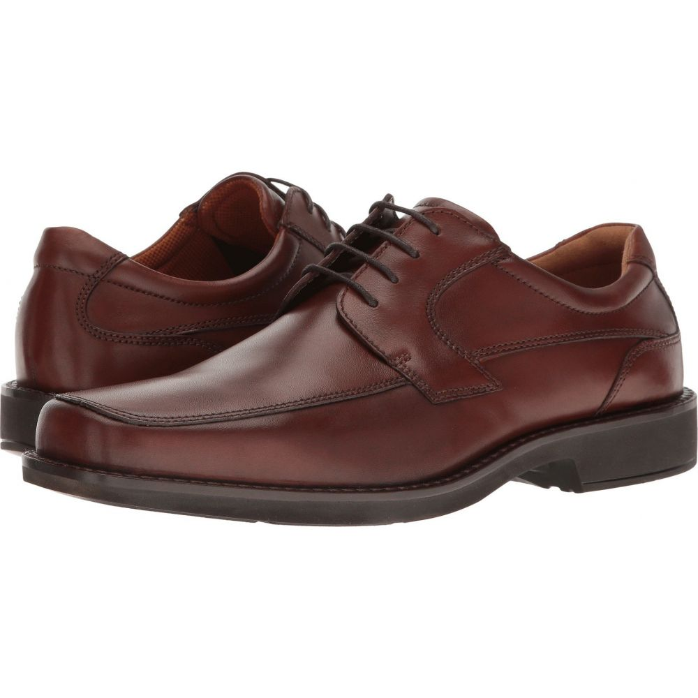 エコー ECCO メンズ シューズ・靴 【Seattle Tie】Cognac Cow Leather