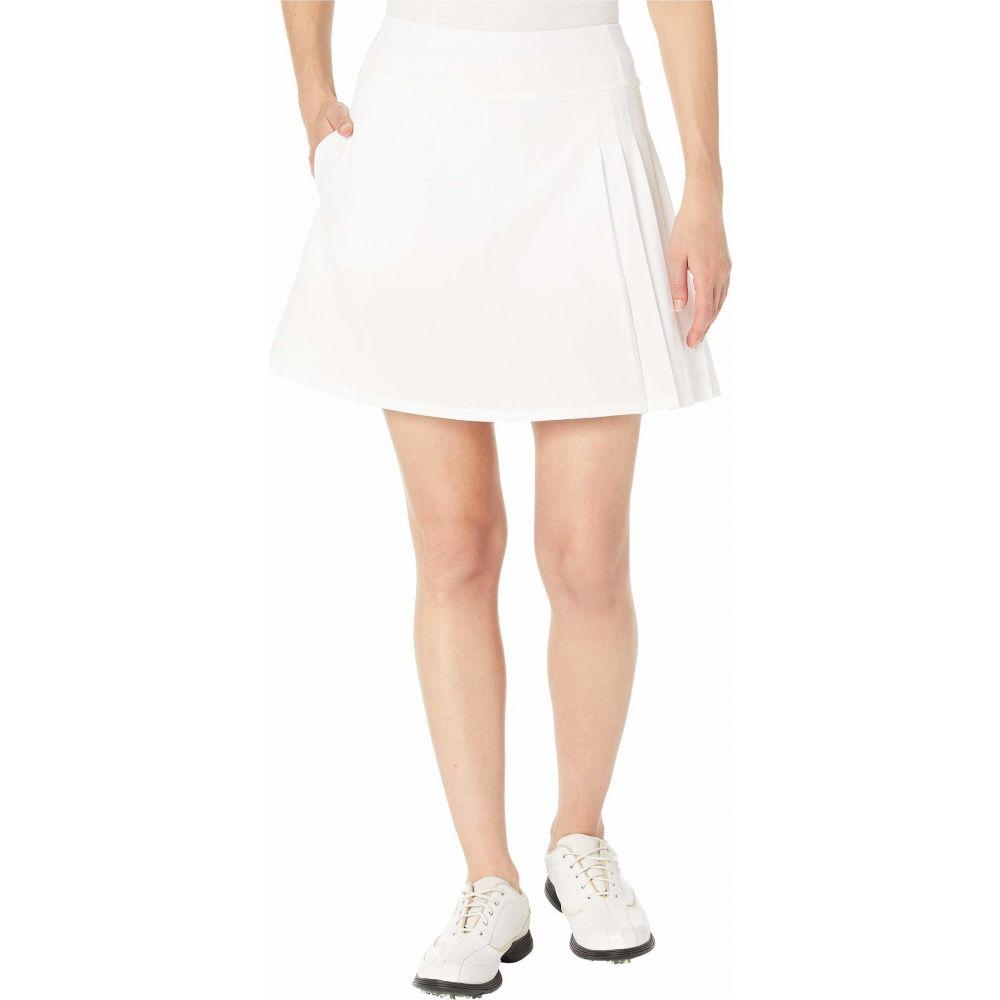 キャロウェイ Callaway レディース ミニスカート スコート スカート【Side Pleat Skort】Brilliant White