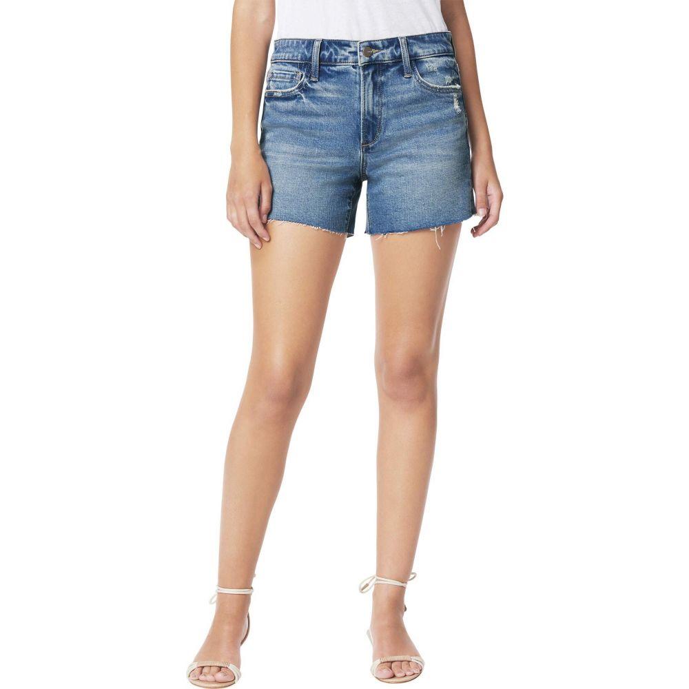ジョーズジーンズ Joe's Jeans レディース ショートパンツ ボトムス・パンツ【The Ozzie Shorts w/ Fray Hem】Clematis