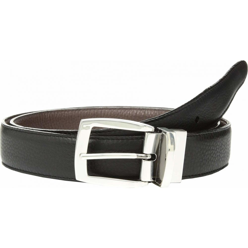ブライトン Brighton メンズ ベルト 【Jefferson Reversible Belt】Black/Espresso