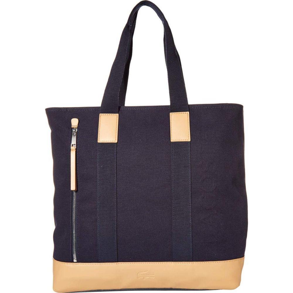 ラコステ Lacoste メンズ トートバッグ バッグ【Summer Tote Bag】Navy Blue/Pluvier Chine/Lighthouse Red