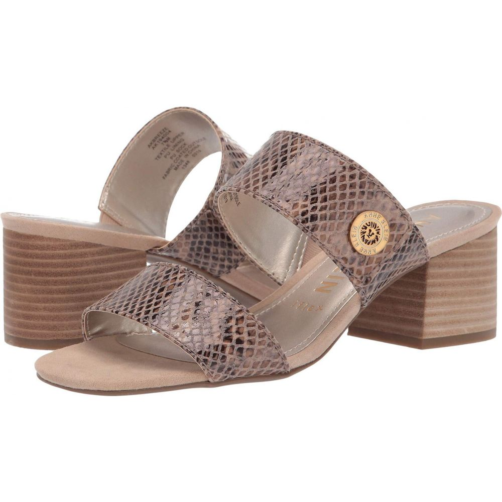 アン クライン Anne Klein レディース シューズ・靴 【Breeze】Natural
