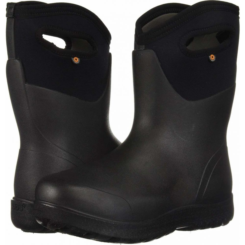 ボグス Bogs レディース シューズ・靴 【Neo-Classic Mid】Black