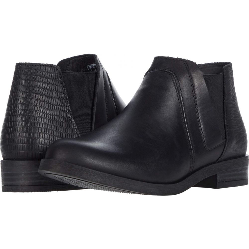 クラークス Clarks レディース シューズ・靴 【Demi 2 Beat】Black Combination Leather