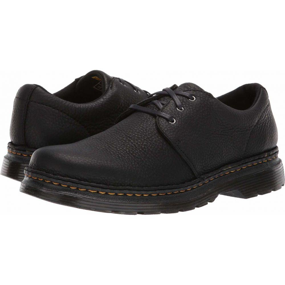ドクターマーチン Dr. Martens メンズ シューズ・靴 【Hazeldon 3-Tie Shoe】Black Grizzly