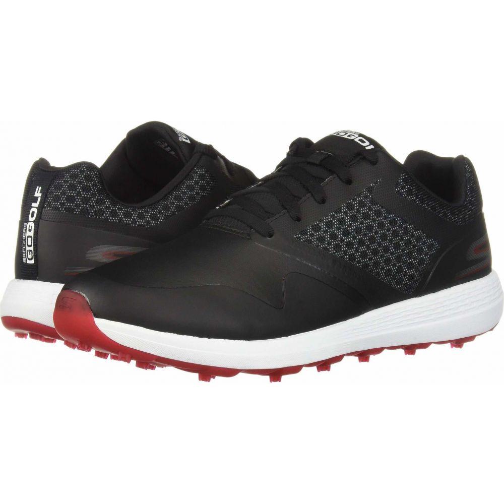スケッチャーズ Skechers GO GOLF メンズ シューズ・靴 【Max】Black/Red