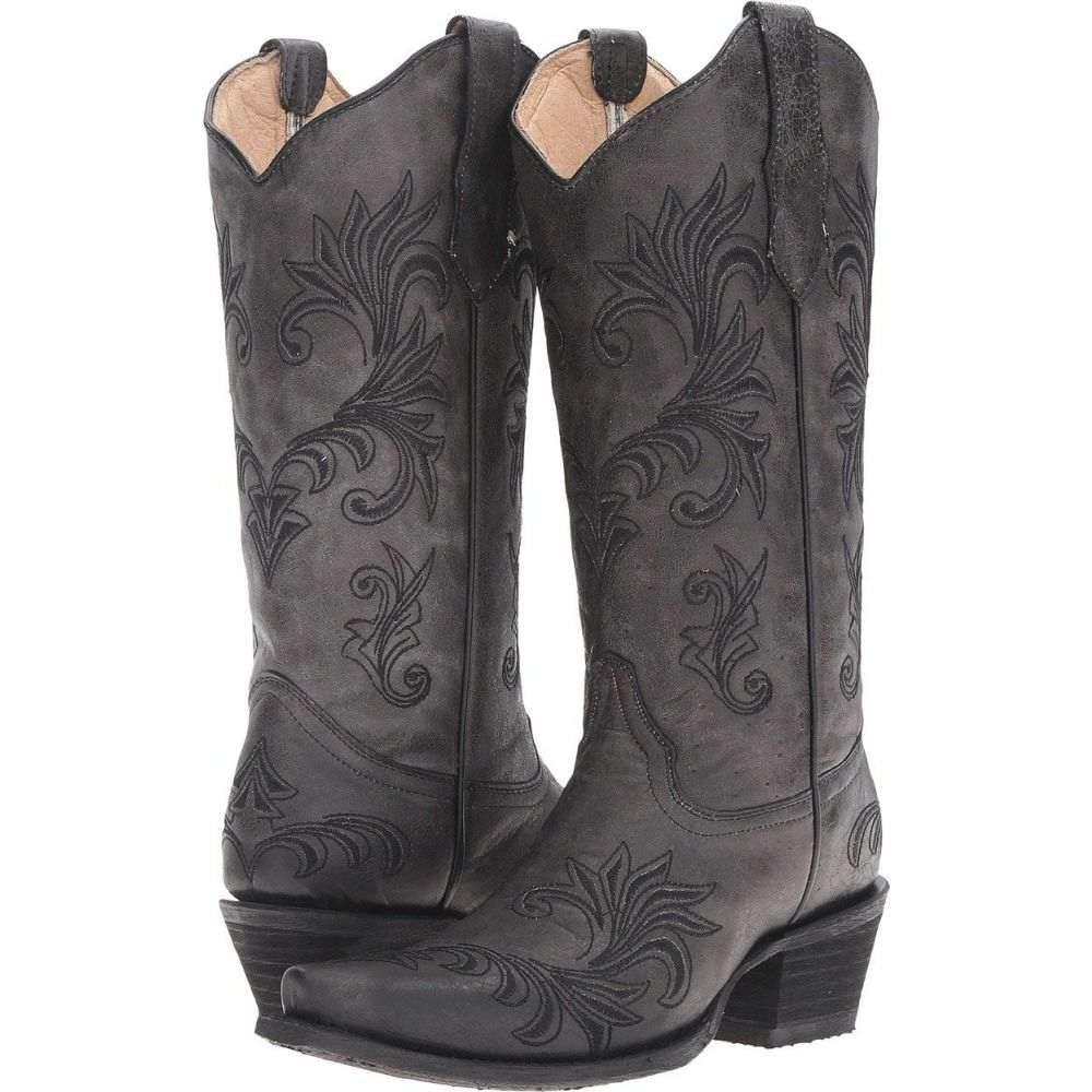コラル Corral Boots レディース シューズ・靴 【L5142】Black