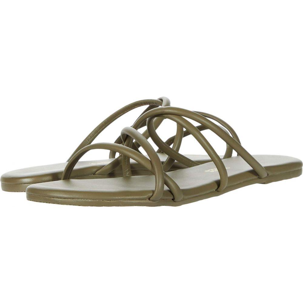 ティキーズ TKEES レディース シューズ・靴 【Sloan】Olive