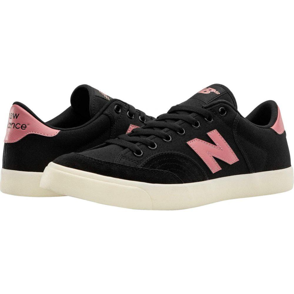ニューバランス New Balance Numeric レディース シューズ・靴 【NM212】Black/Pink