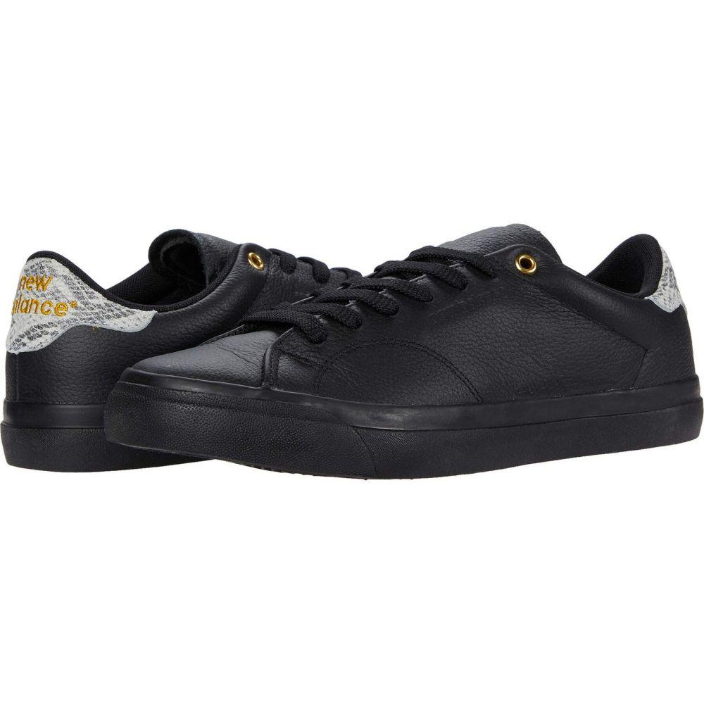 ニューバランス New Balance Numeric レディース シューズ・靴 【AM210】Black/Black