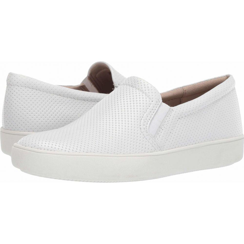 ナチュラライザー Naturalizer レディース シューズ・靴 【Marianne】White Perf Leather