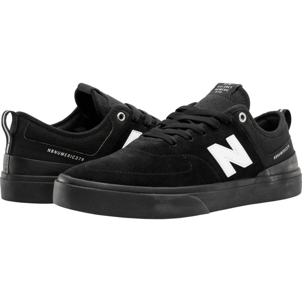 ニューバランス New Balance Numeric レディース シューズ・靴 【379】Black/Black