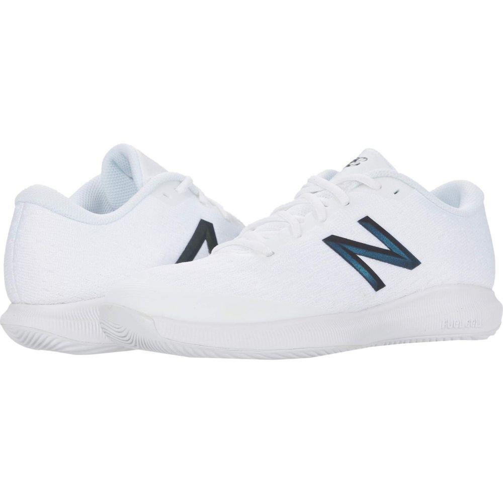 ニューバランス New Balance レディース シューズ・靴 【FuelCell 996v4】White/Iridescent