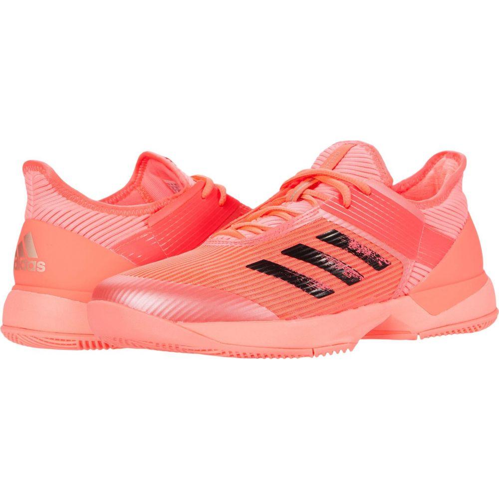 アディダス adidas レディース シューズ・靴 【Adizero Ubersonic 3 Tokyo】Signal Pink/Core Black/Copper Metallic
