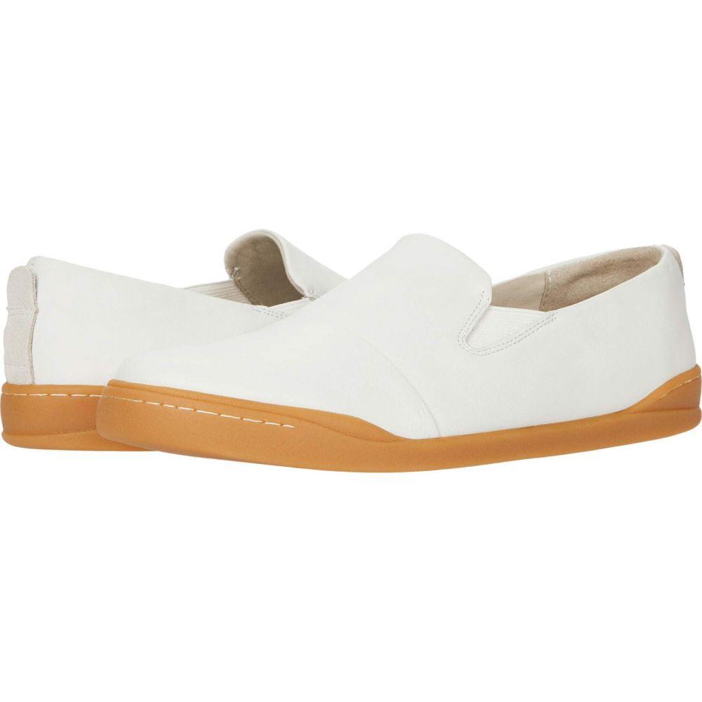 ソフトウォーク SoftWalk レディース シューズ・靴 【Alexandria】White Leather