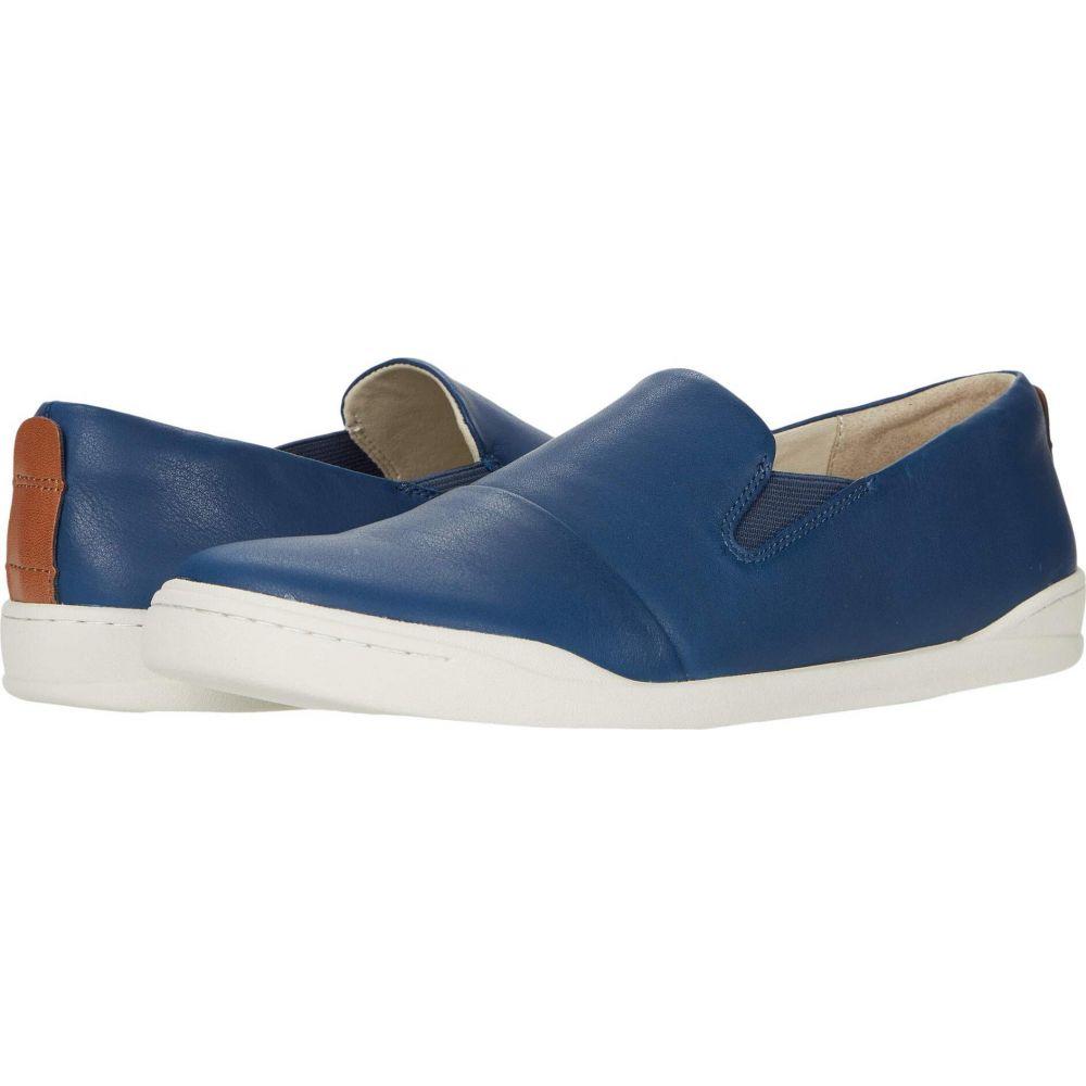 ソフトウォーク SoftWalk レディース シューズ・靴 【Alexandria】Blue Leather