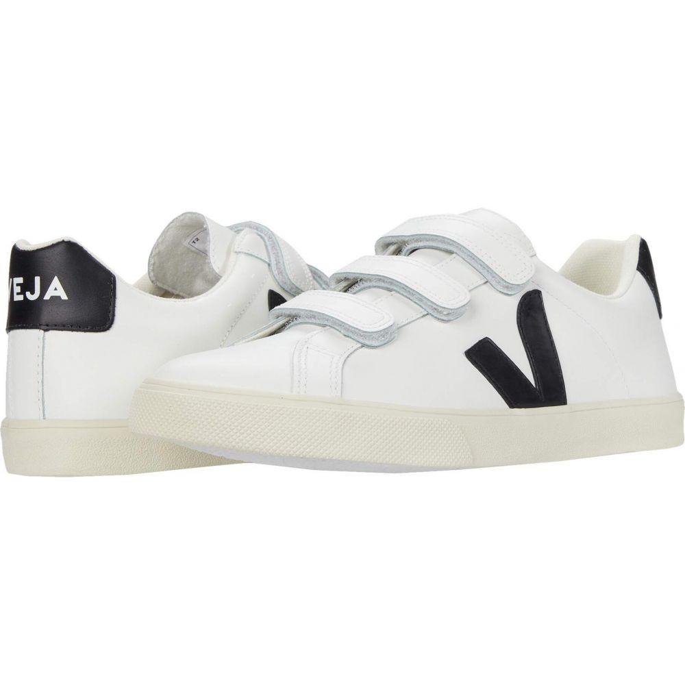 ヴェジャ VEJA レディース シューズ・靴 【3-Lock Logo】Extra White/Black