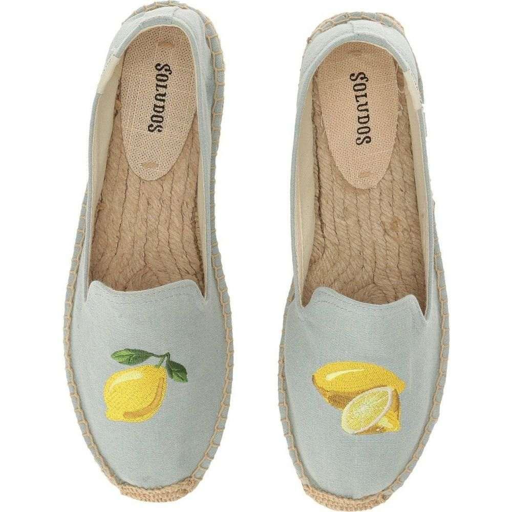ソルドス Soludos レディース シューズ・靴 【Lemon Platform】Chambray
