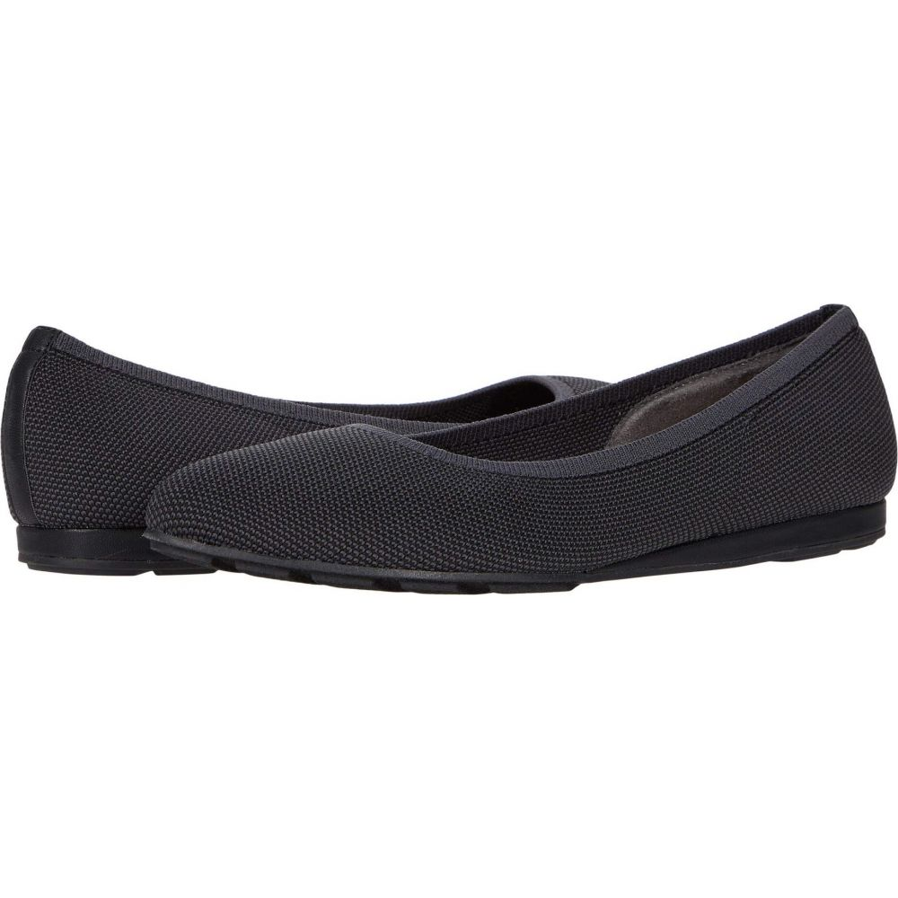 ミートゥー Me Too レディース シューズ・靴 【Alina】Black Sustainable Mesh