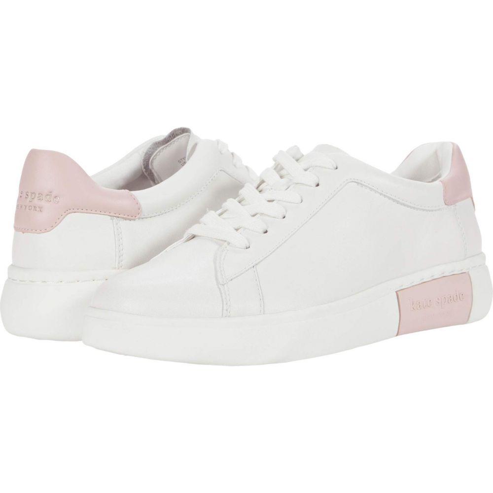 ケイト スペード Kate Spade New York レディース シューズ・靴 【Lift】Optic White/Tutu Pink