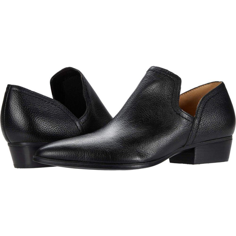 ナチュラライザー Naturalizer レディース シューズ・靴 【Belinda】Black Tumbled Leather