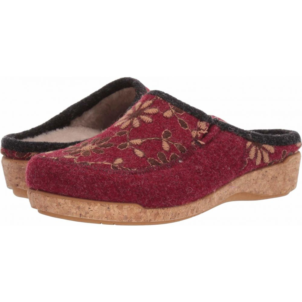 タオス Taos Footwear レディース シューズ・靴 【Woolderness 2】Cranberry