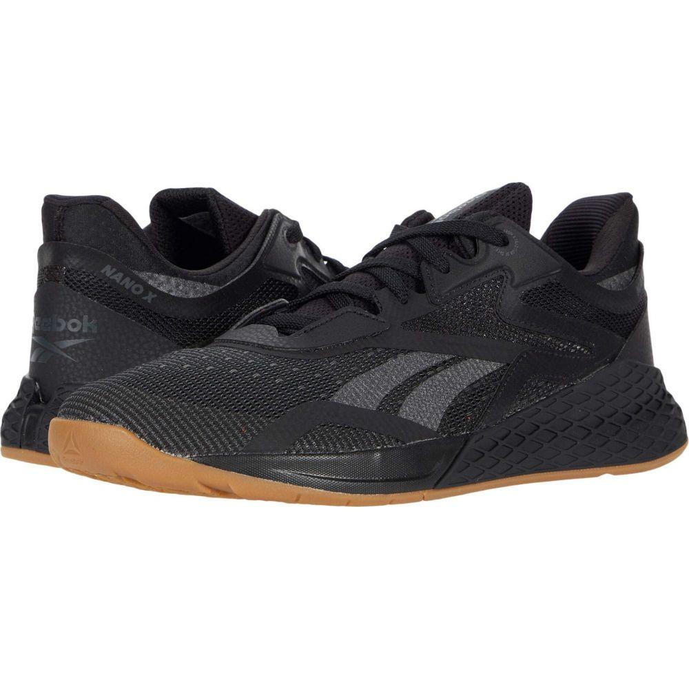 リーボック Reebok メンズ シューズ・靴 【Nano X】Black/True Grey