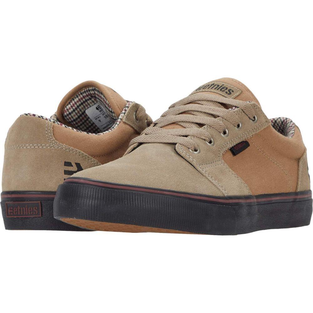 エトニーズ etnies メンズ シューズ・靴 【Barge LS】Tan/Black