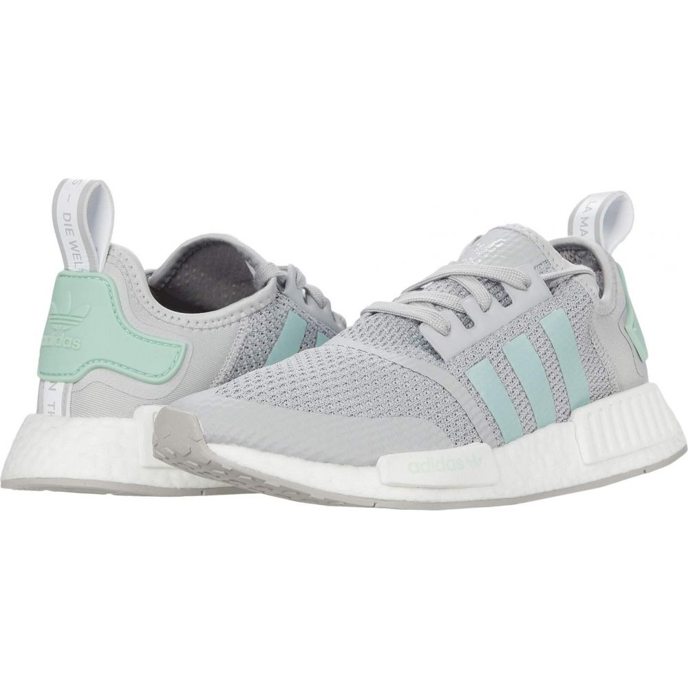 アディダス adidas Originals メンズ シューズ・靴 【NMD_R1】Grey Two/Blush Green/Footwear White
