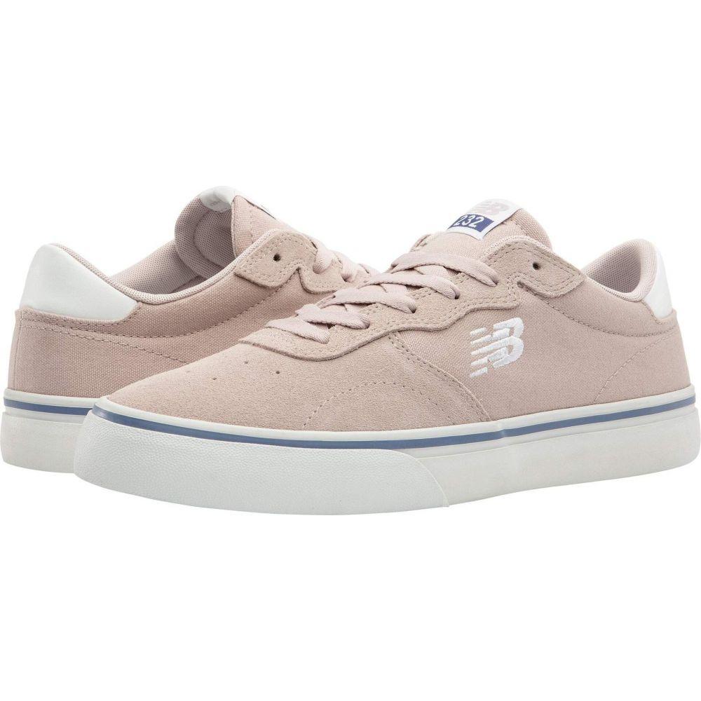 ニューバランス New Balance Numeric メンズ シューズ・靴 【All Coasts 232】Pink/Blue