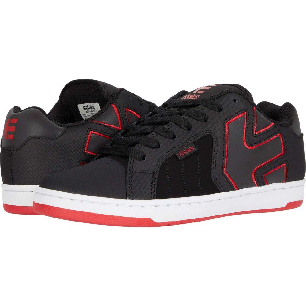 エトニーズ etnies メンズ シューズ・靴 【Fader 2】Black/White/Red