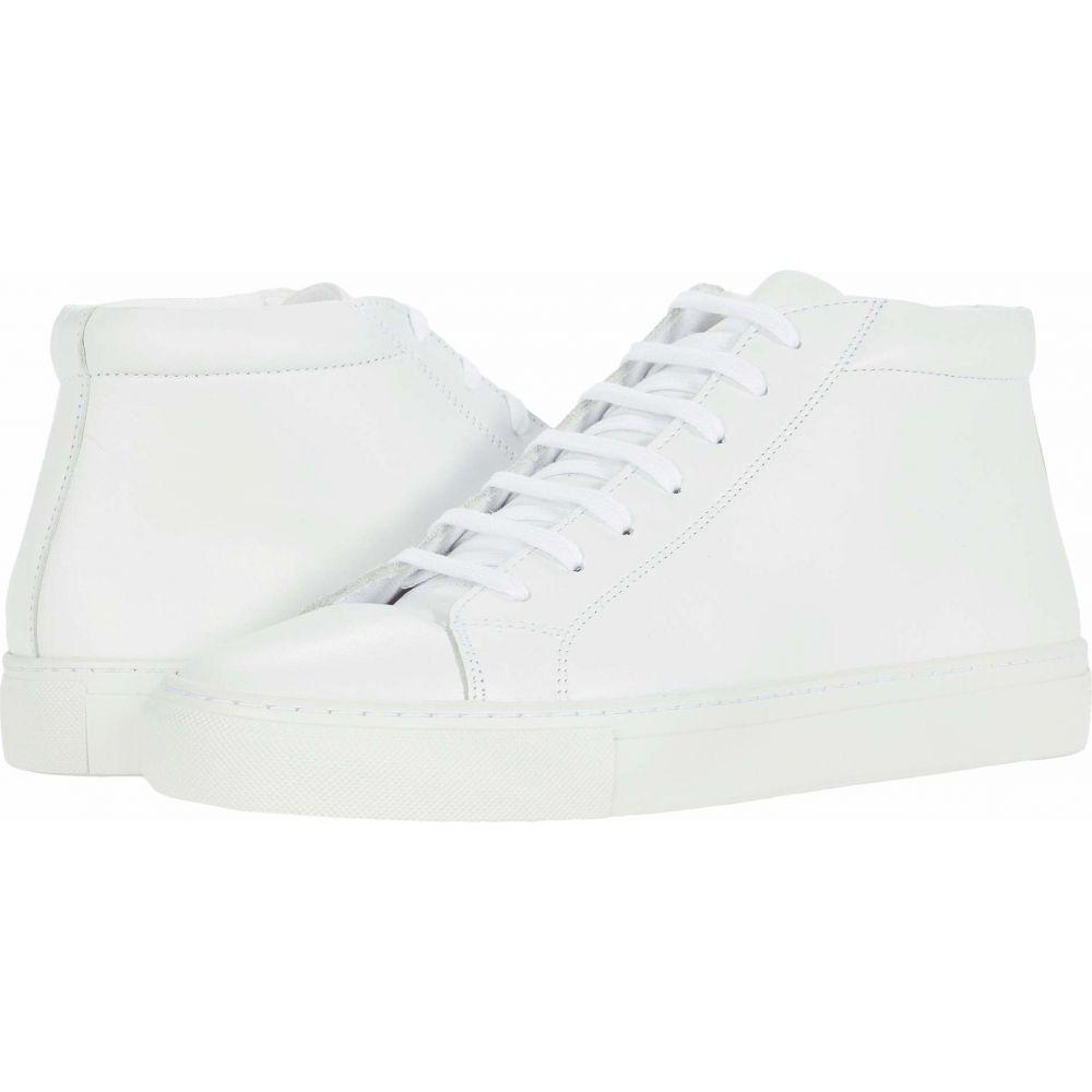 サプライ ラボ Supply Lab メンズ シューズ・靴 【Lexington】White Leather