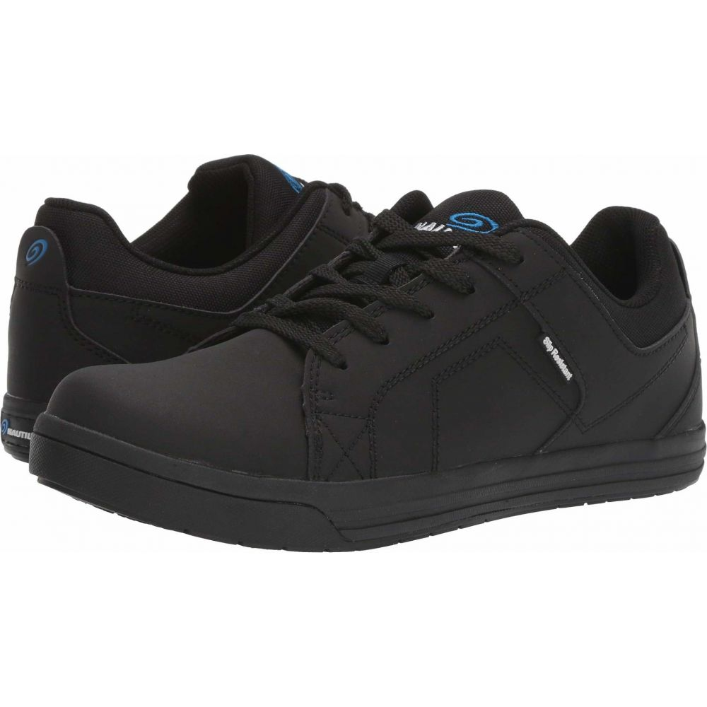 ノーチラス Nautilus メンズ シューズ・靴 【N4001 Soft Toe】Black