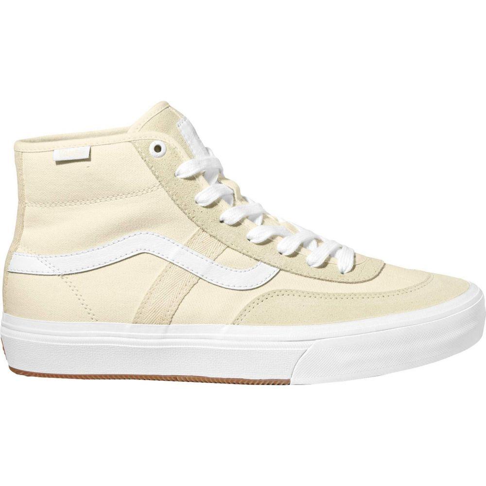 ヴァンズ Vans メンズ シューズ・靴 【Crockett High Pro】Antique/White