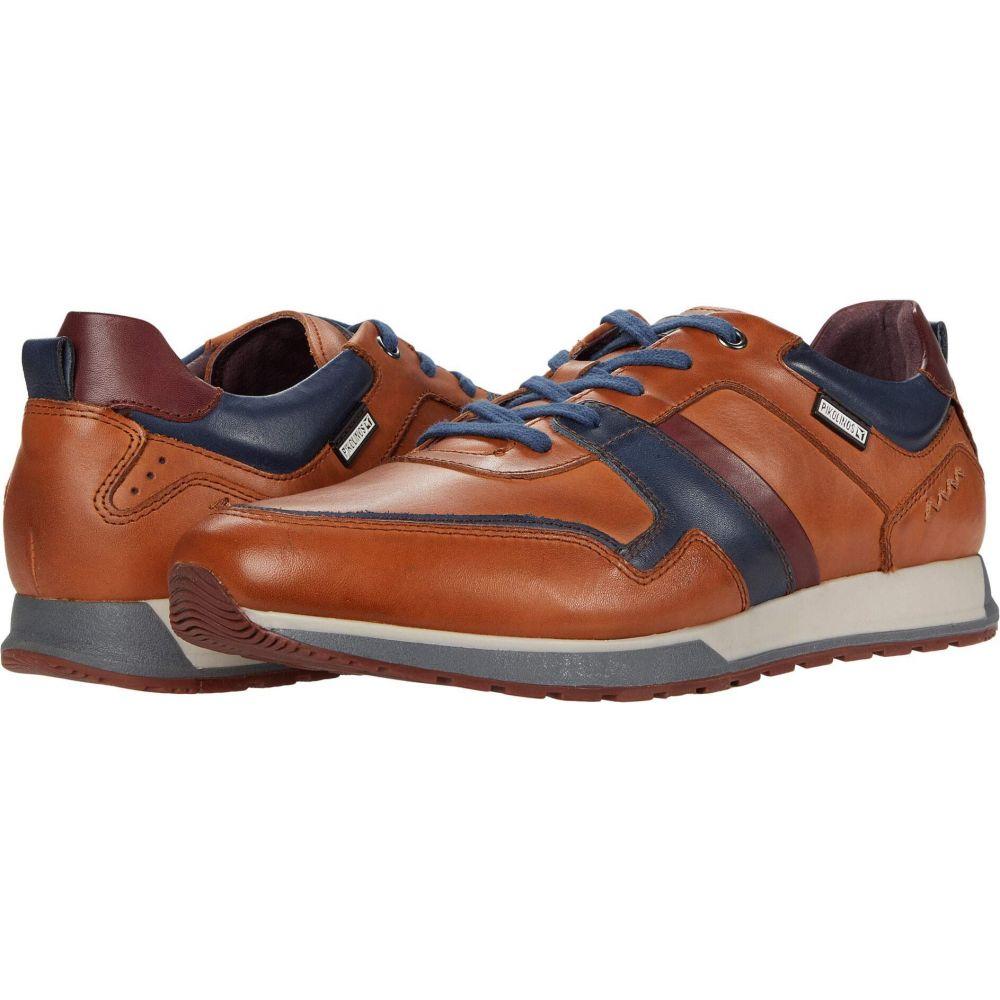 ピコリノス Pikolinos メンズ シューズ・靴 【Cambil M5N-6344C1】Brandy