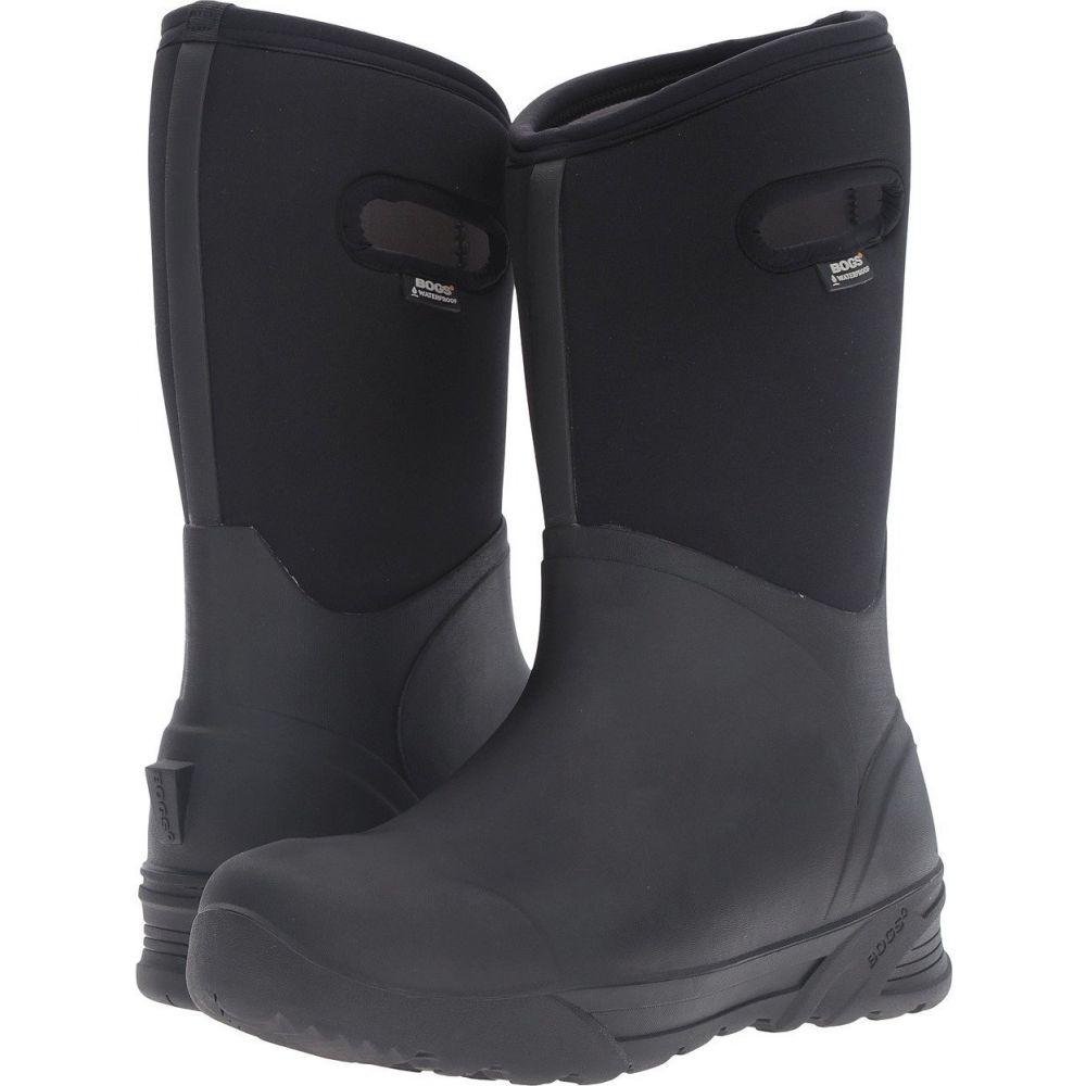 ボグス Bogs メンズ ブーツ シューズ・靴【Bozeman Tall Boot】Black