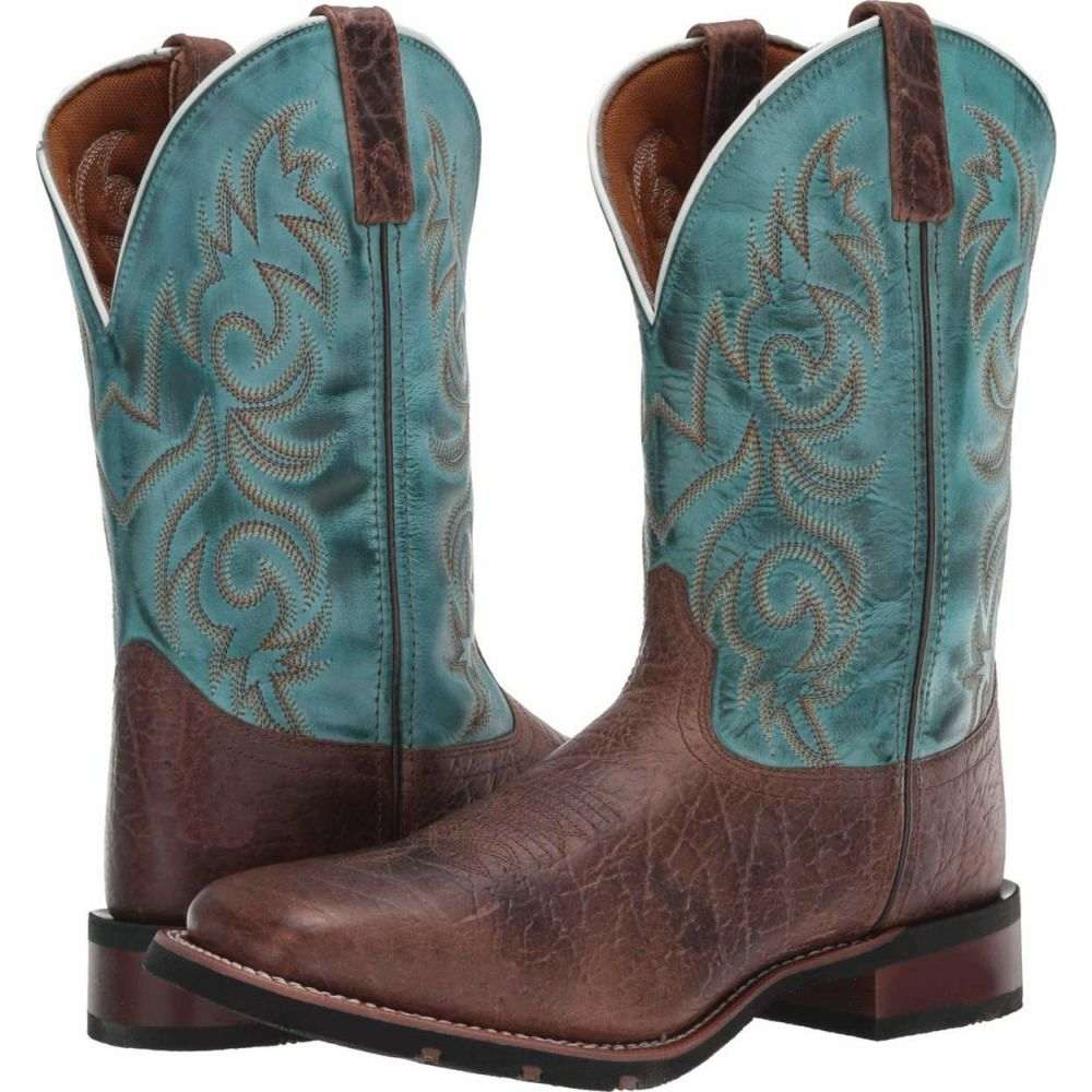 ラレド Laredo メンズ シューズ・靴 【Bisbee】Brown/Blue
