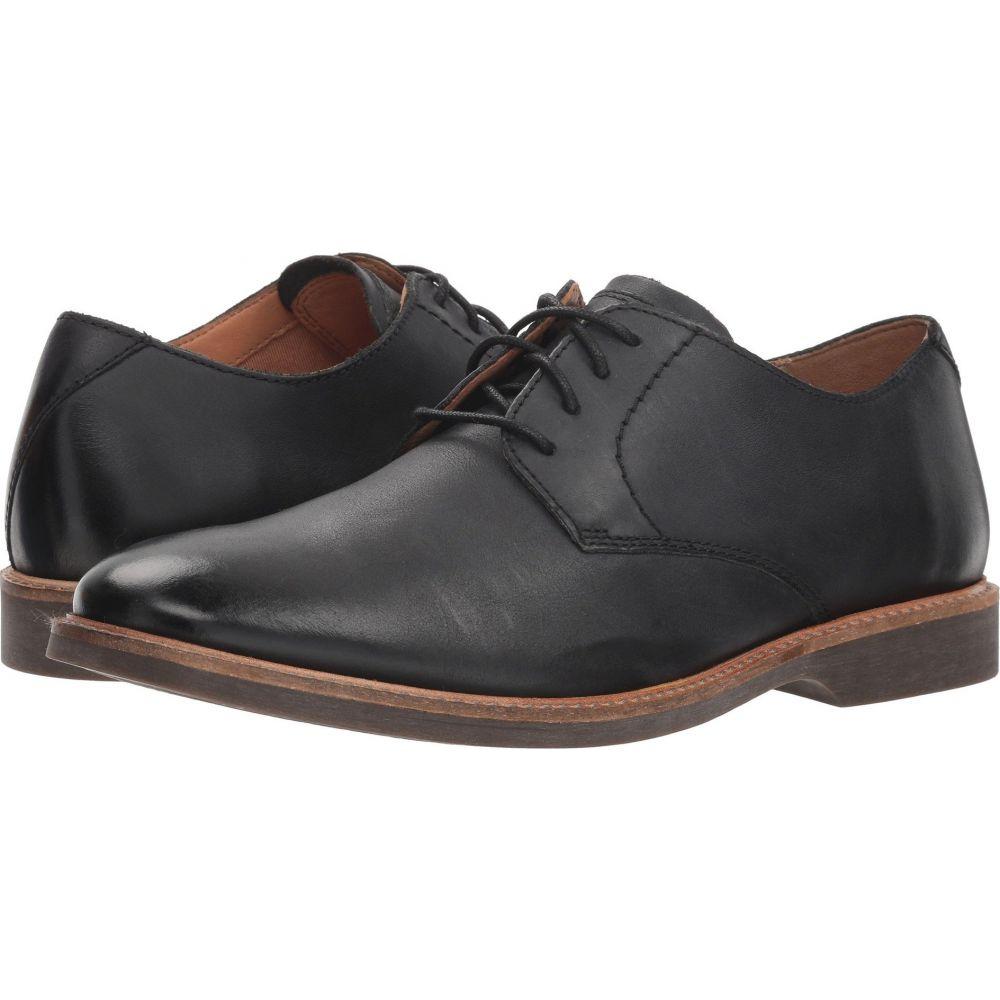 クラークス Clarks メンズ シューズ・靴 【Atticus Lace】Black Leather